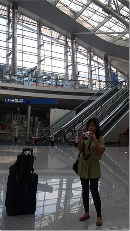 anna camera airport