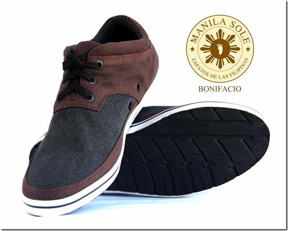 Bonifacio Shoes from Manila Sole