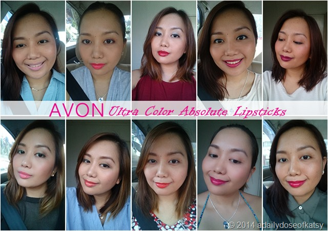 Avon Ultra Color Absolute