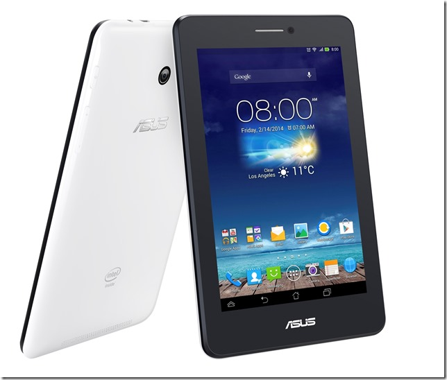 Fonepad 7 Dual Sim ME175CG White