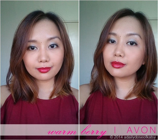 2/36 | FOTDs: Avon Ultra Color Absolute Lipsticks Part 1